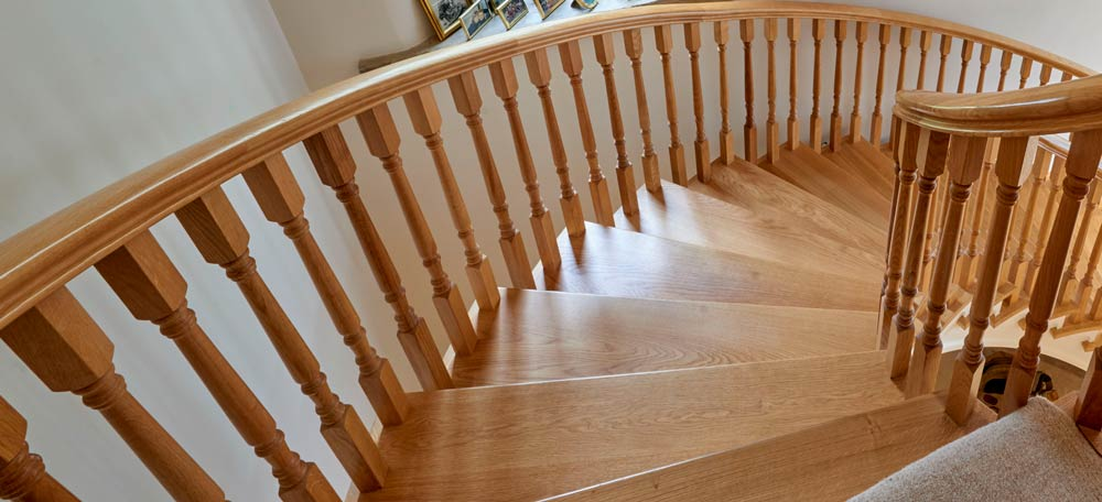 Wooden Stair Spindles