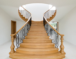 Bespoke Curved Staircase Thumb